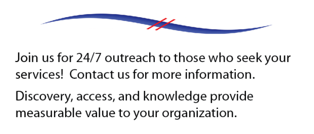 Organization Seeking Outreach?