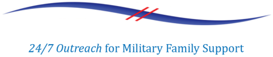 24/7 Outreach for Military Family Support